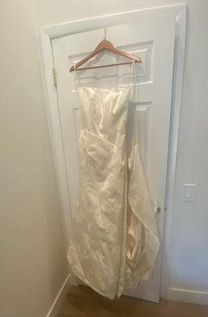 Pronovias Ivory Wedding Dress - Size 10 for Sale in Scottsdale, AZ