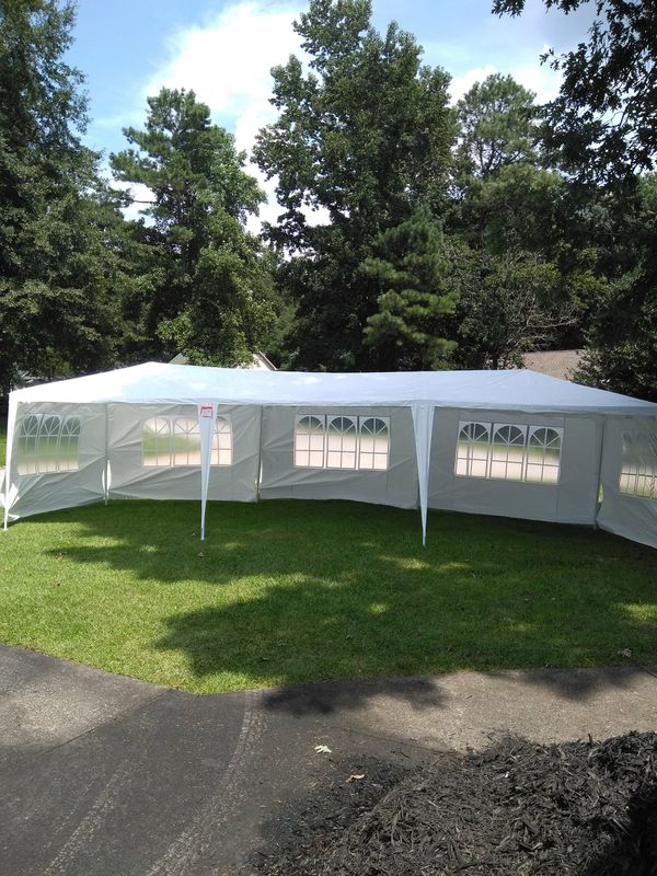 New Party Tent 10' x 30'