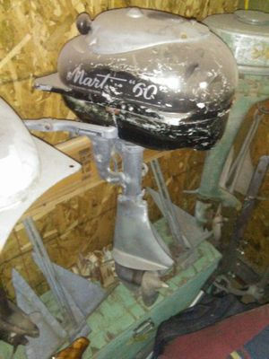 Martin motor outboard 60 for Sale in Prineville, OR