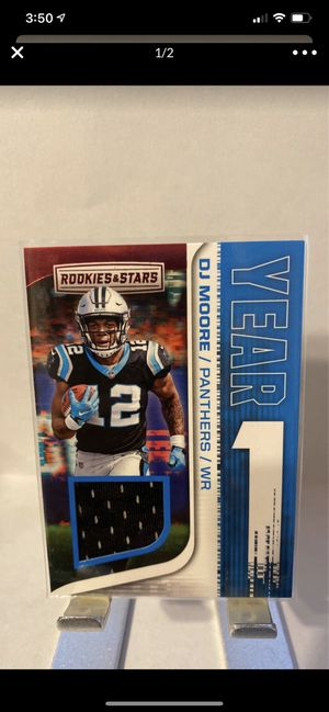 DJ Moore patch cards for Sale in Chandler, AZ