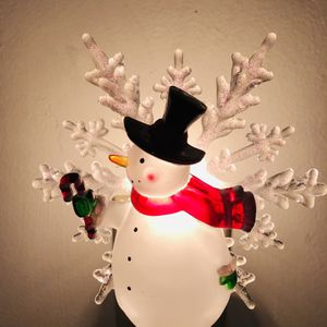 Snow Man Night Light for Sale in Germantown, MD