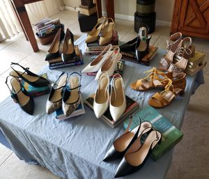 Shoes - 10 Pairs for Sale in Miami, FL