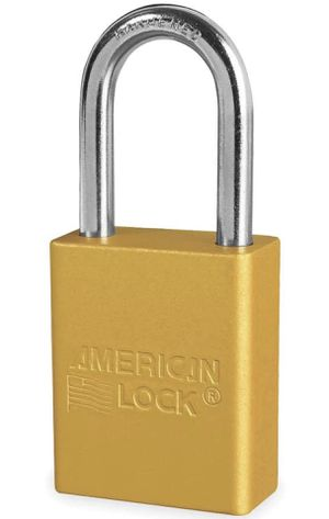 """6 Pack American Lock Padlock With 1 1/2"""" for Sale in Nashua, NH"""