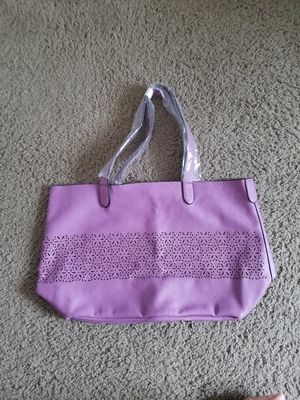 Purple tote for Sale in Sherwood, OR