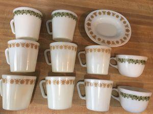 Pyrex mug set for Sale in Elyria, OH