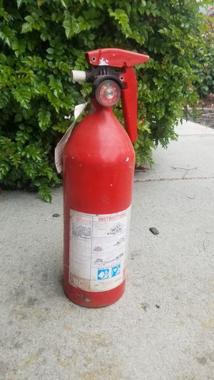 Old Fire Extinguisher for Sale in San Jose, CA