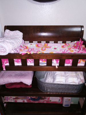 Changing table for Sale in Irving, TX