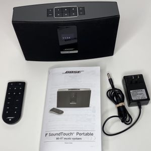 Bose Lifestyle Portable Wi-if Audio System for Sale in San Diego, CA