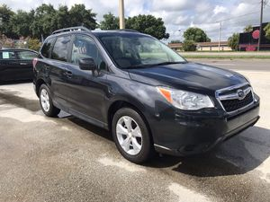 2015 Subaru Forrester for only 500 down payment out the door for Sale in Winter Haven, FL