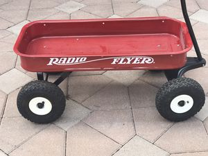 Radio flyer red wagon for Sale in Parkland, FL