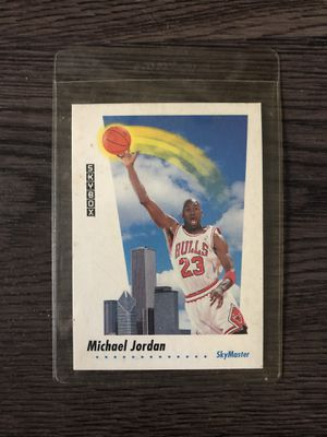 Jordan vintage skybox collectible card for Sale in Los Angeles, CA