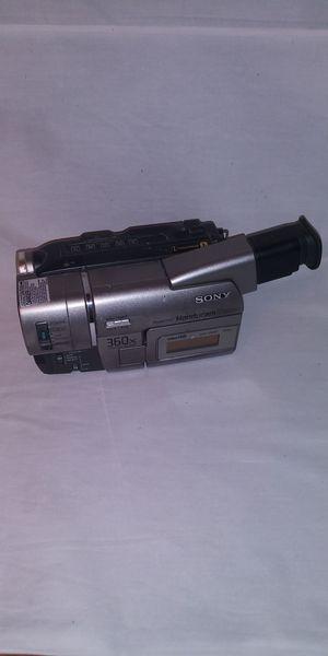 Sony tape camera for Sale in Dallas, TX