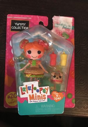 Lalaloopsy patty burgers n buns for Sale in Grand Prairie, TX