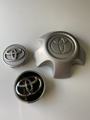 Toyota center caps for Sale in Bluffton, SC