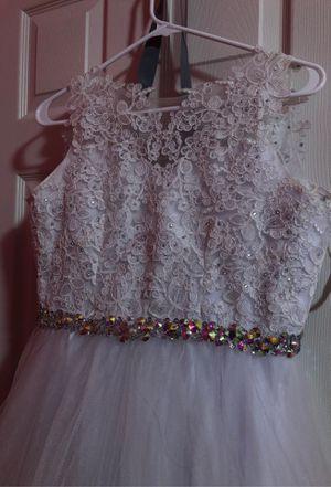 Girls Size 10- Flower Girl Dress for Sale in Sunnyvale, CA