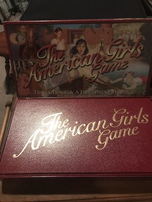 Vintage American Girl board game for Sale in Holly Springs, NC