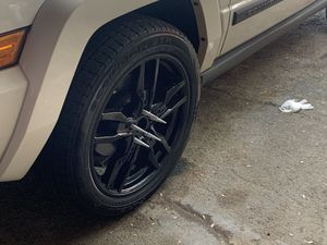 "20"" wheels with pirelli tires for Sale in Hartford, CT"