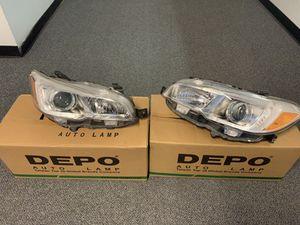 2015-2019 Subaru wrx sedan OEM headlights for Sale in San Ramon, CA