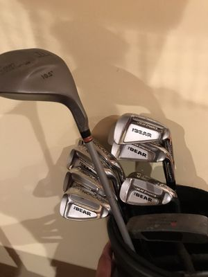 Nicklaus the bear Golf Clubs! Need it gone for Sale in Old Bridge, NJ
