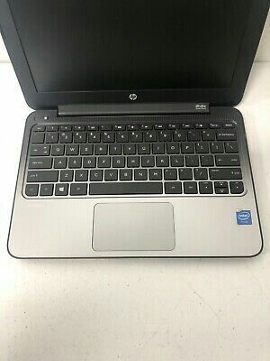HP Stream 11 Pro Laptop N2840 2.16GHz 2GB 32GB SSD Windows 10 - NO for Sale in Goddard, KS