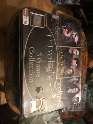 Twilight 3 game collection for Sale in Pomona, CA