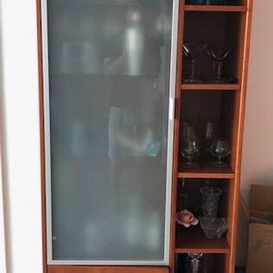 Two Bookshelves/Liquor Cabinet for FREE for Sale in Miami, FL