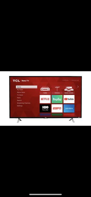 TCL 32 Class 315 Diag LED 720p Smart HDTV Roku TV for Sale in Medford, MA