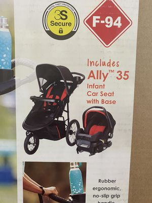 Jogger Stroller and Infant Car Seat - BRAND NEW for Sale in Porter Ranch, CA