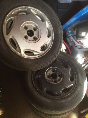 4 Stock 1989 crx wheels for Sale in Jackson, NJ