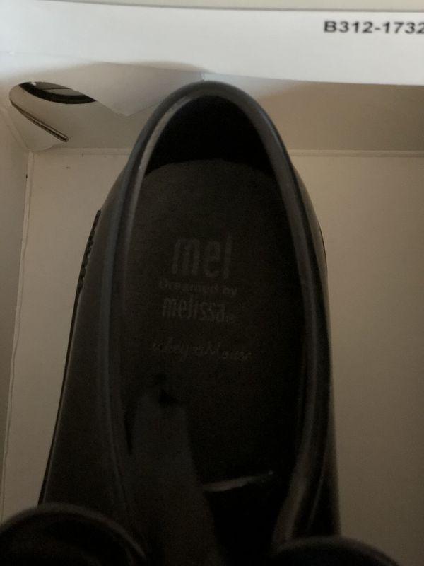 Mini Melissa Mickey shoes size 1