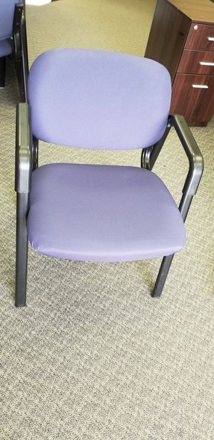 Blue office chairs for Sale in Madison, WI