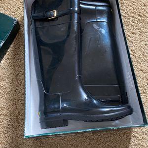 Raulph Lauren Rain Boots for Sale in Modesto, CA