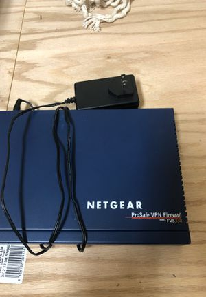 Netgear prosafe fvs338 for Sale in Spring Hill, TN