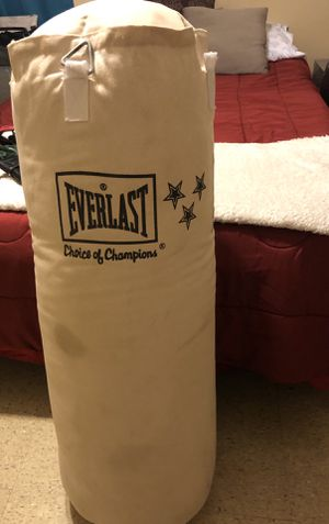 Punching bag for Sale in New Port Richey, FL