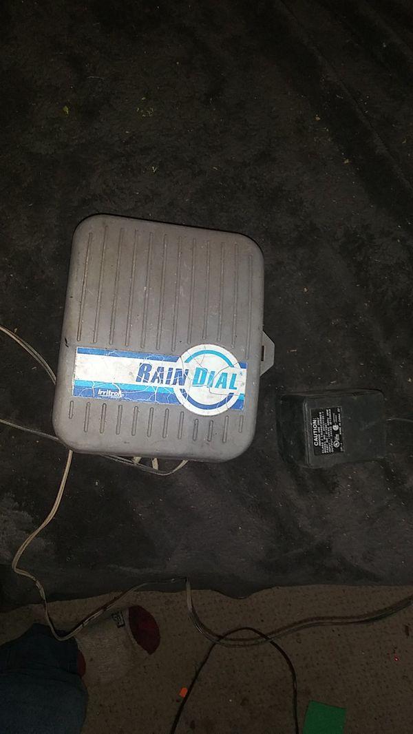 Sprinkler System ControlUnit RD1200