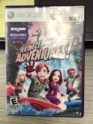Kinect Adventures $15 (Rj Cash Pawnshop 2505 Nw 183rd St) for Sale in Miami Gardens, FL