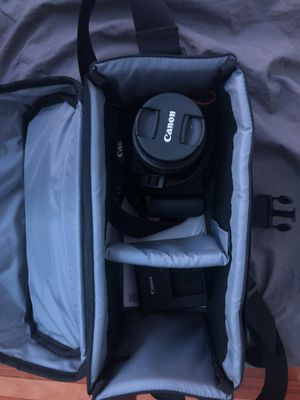 Canon t6 for Sale in Boston, MA