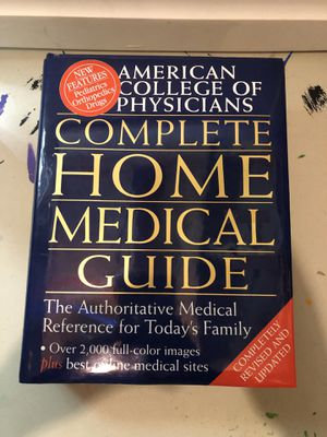 The Complete Home Medical Guide for Sale in St. Louis, MO