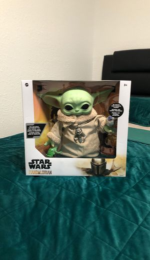 Baby Yoda Collectible Toy Brand New Unopened - Mandalorian The Child Toy Brand New for Sale in Hialeah Gardens, FL
