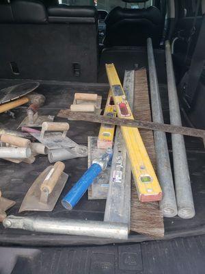 Concrete tools for Sale in Sacramento, CA