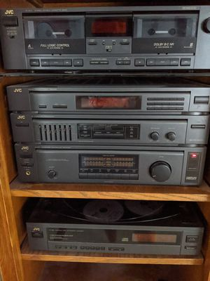 JVC Home Stereo for Sale in Frederick, MD