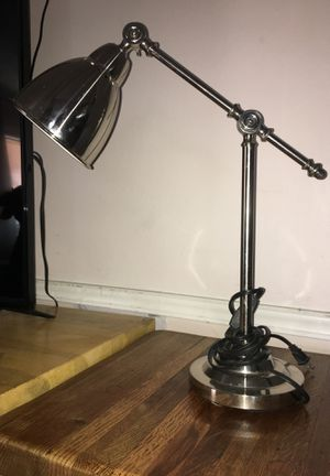 Silver lamp for Sale in Chino Hills, CA
