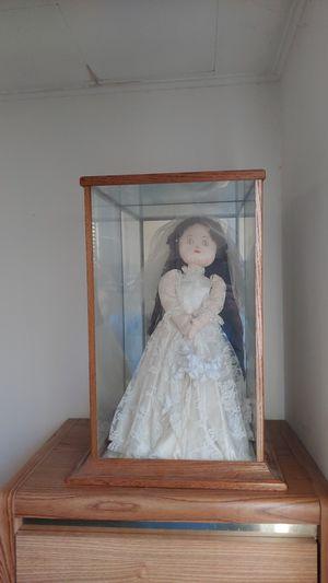Doll in wedding dress for Sale in Riverside, CA