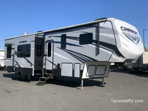 2015 Keystone RV Carbon 357 - Fifth Wheel Toy Hauler for Sale in Puyallup, WA