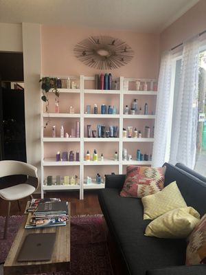 CB2 wall shelving unit for Sale in Portland, OR