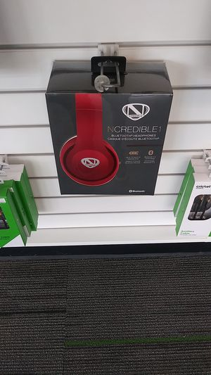 Ncredible wired and wireless headset for Sale in Washington, DC