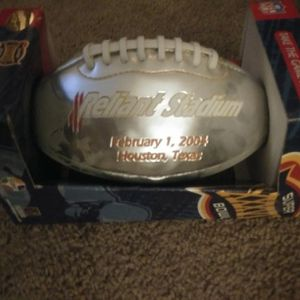 Superbowl Football/ Collection Action figures for Sale in Canton, OH