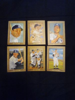 Mickey Mantle baseball card collection for Sale in South Gate, CA