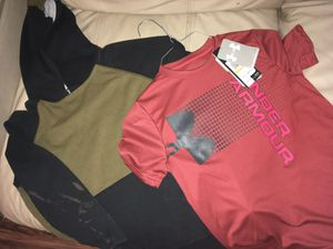 Coats, jackets, and hoodies. for Sale in Cedar Park, TX