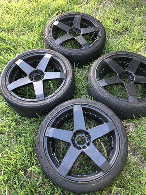 """20"""" KMC Rockstar Wheels Rims(Set) for Sale in Pembroke Pines, FL"""